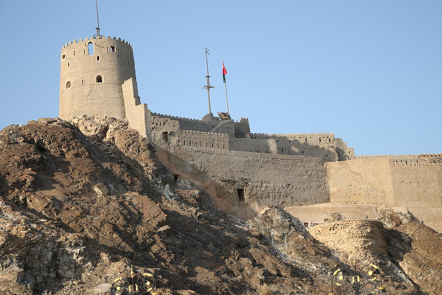 Muttrah Old Port - Oman Photograph by Ibrahim Albalushi