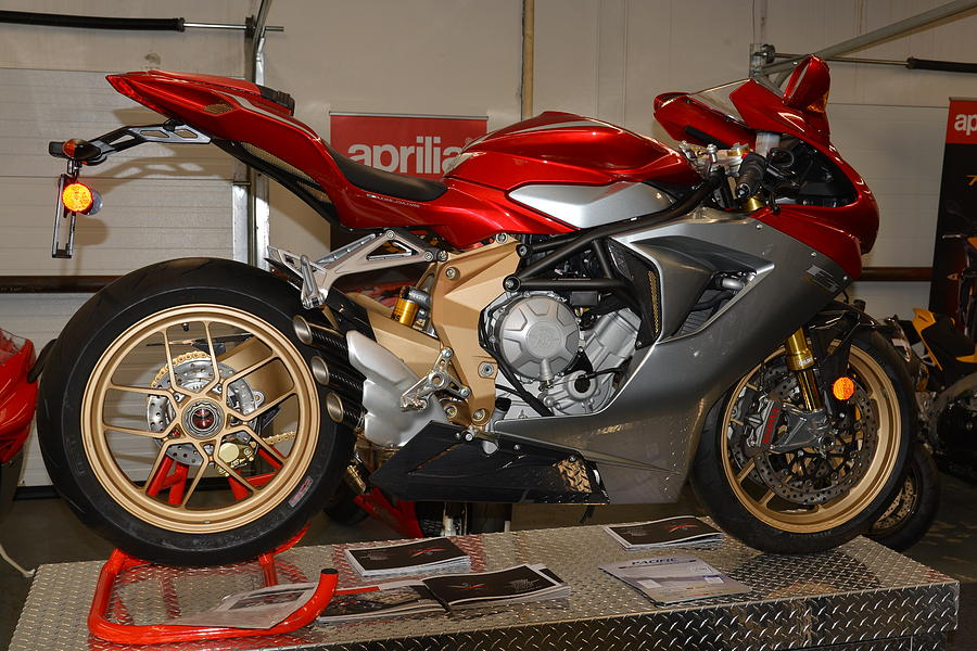 MV AGUSTA by LAWRENCE CHRISTOPHER