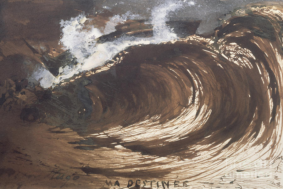My Destiny Painting - My Destiny by Victor Hugo