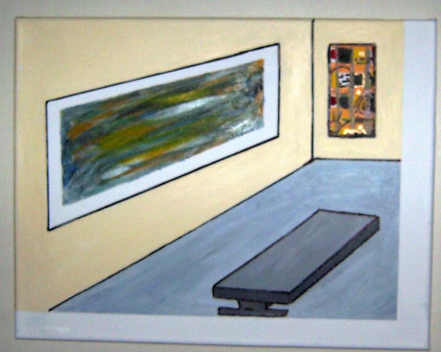 My Gallery Mixed Media by Lenny J  Cota Jr