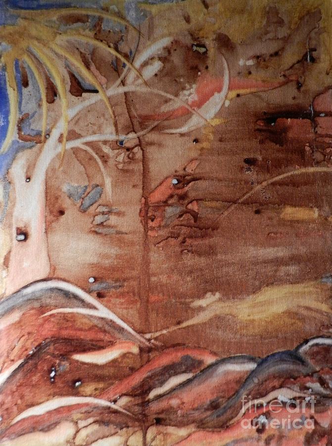 Imaginary World Mixed Media - My Imaginary World by Juan Molina