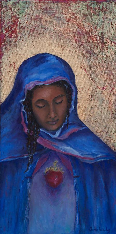 My Magdalen Heart by Carla Woody