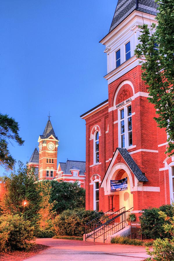 Auburn University Photograph - My Morning Walk by JC Findley