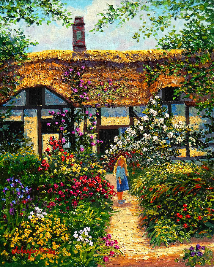 My Mothers Garden by Kevin Wendy Schaefer Miles