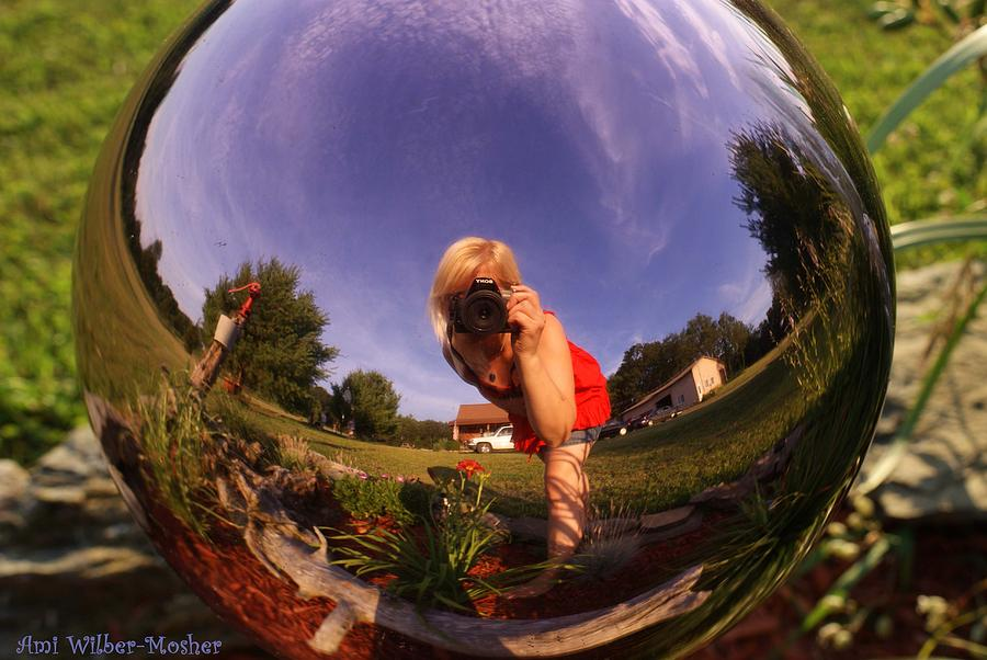 Photograph - My Own Little World by Ami Mosher