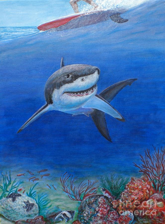Kid Carry S An Shark