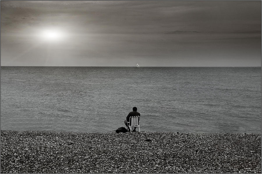 Beach Photograph - My Place by Jason Green