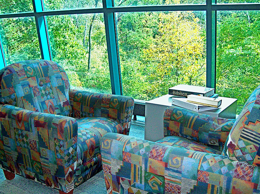 Michigan Photograph - My Public Library by MJ Olsen