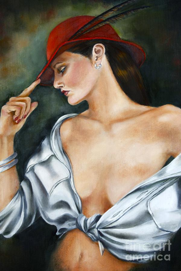 My Red Hat by Myra Goldick