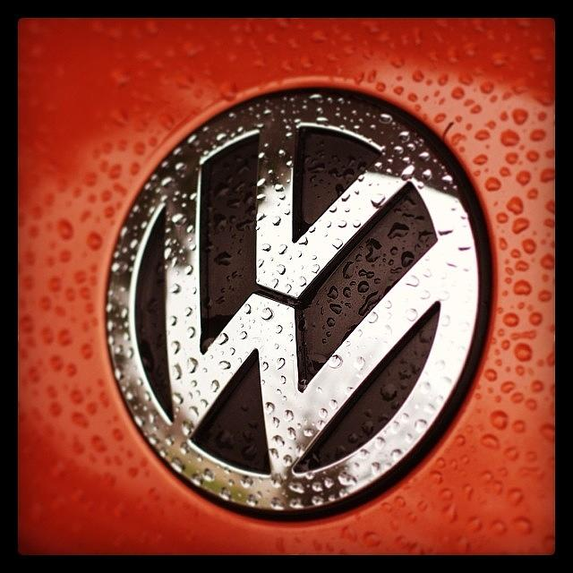 Vw Photograph - Red Rock Edition Beetle by Heidi Hermes