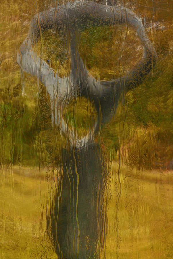 Digital Painting - My Scream 2 by Jack Zulli