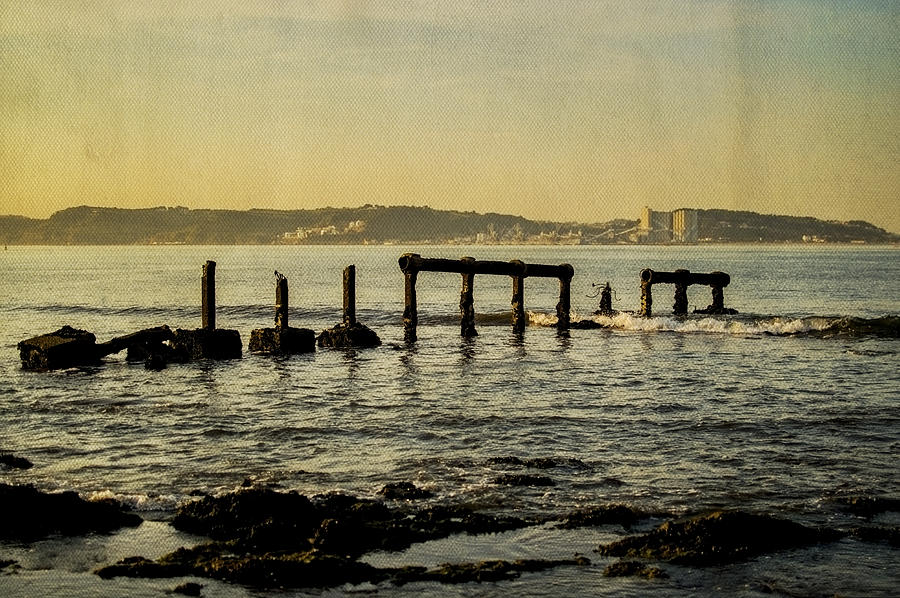 My Sea Of Ruins Photograph - My Sea Of Ruins II by Marco Oliveira