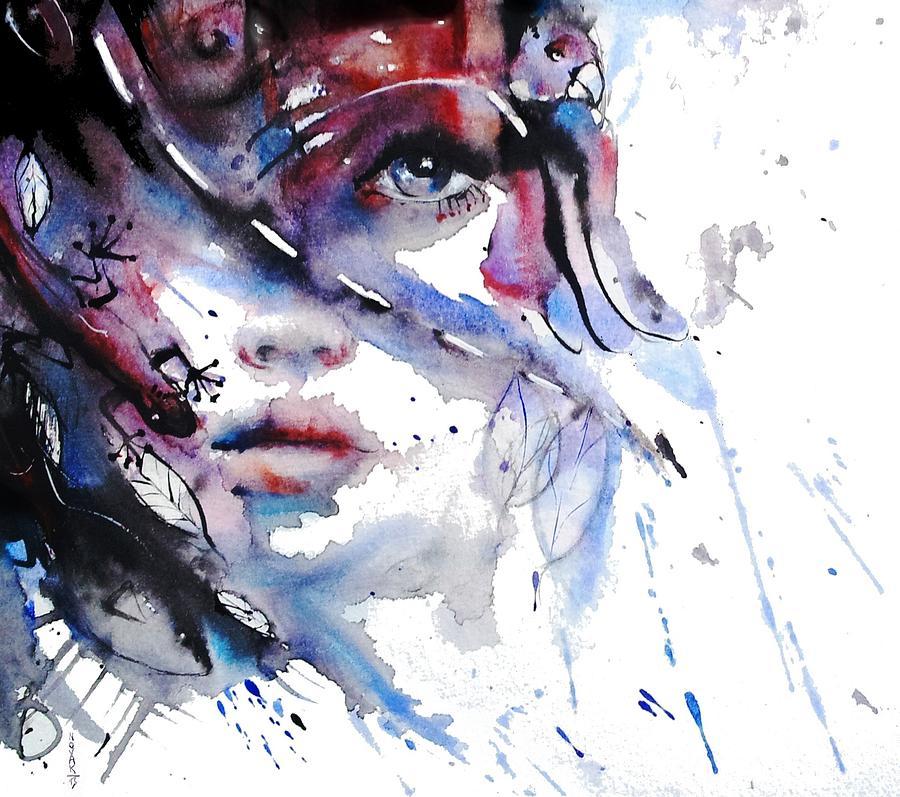 Way Painting - My Way My Destiny by Dreja Novak