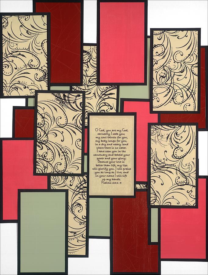 My Yearning for Jesus by Yolanda Redd