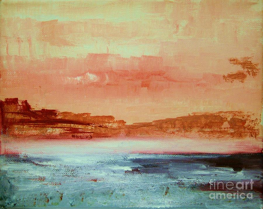 Mystery waters by Julie Lueders