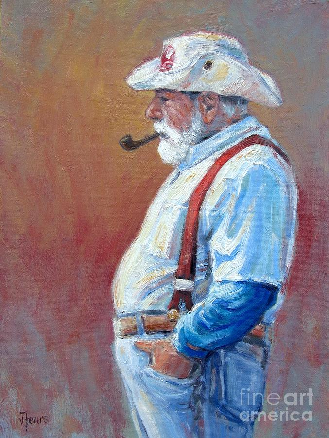 Mystic CT Sea Captain by Vickie Fears