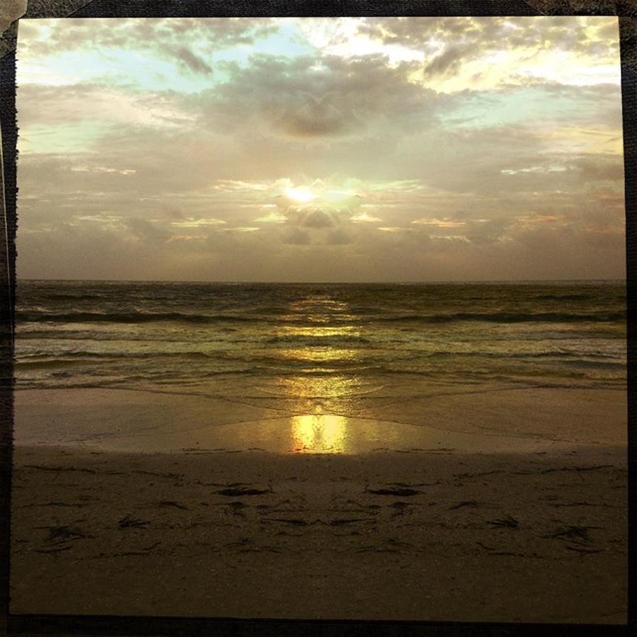 Siesta Key Photograph - Mystical Siesta II by Alison Maddex