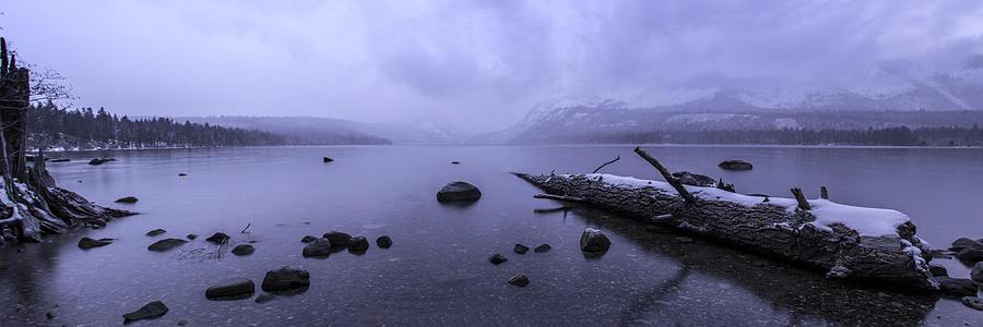 Nature Photograph - Mystical Storm by Brad Scott