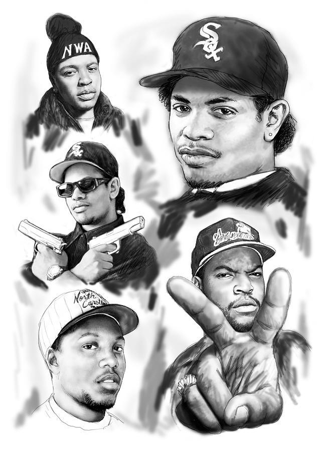 rappers картинки