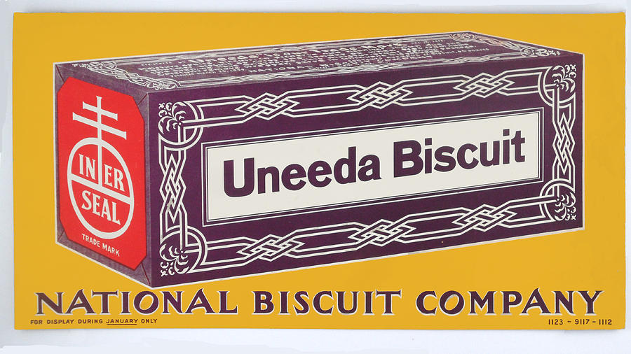 Image result for uneeda biscuit