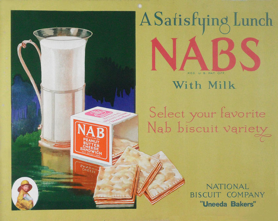 NABS Store Poster by Woodson Savage