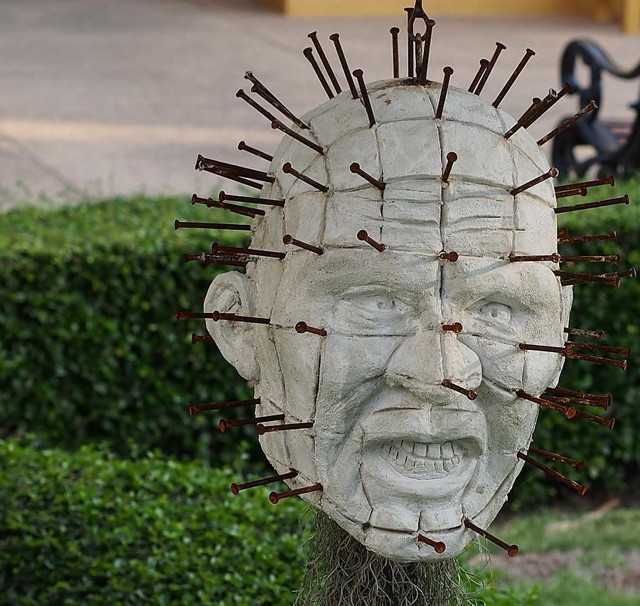 Nail Head Digital Art by Rob Balcer