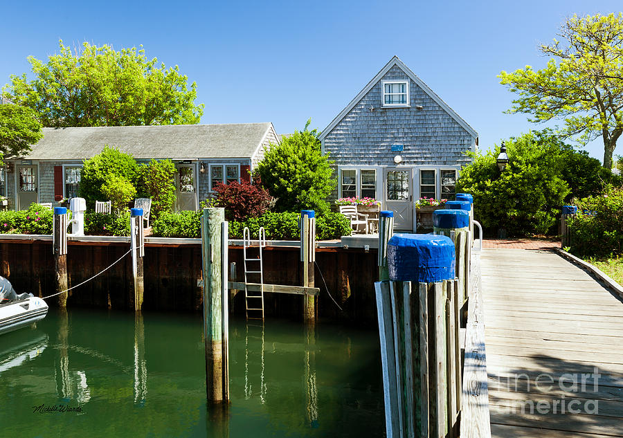 nantucket boat basin cottages in the spring photograph by michelle rh fineartamerica com cottages & lofts at boat basin nantucket ma cottages at boat basin nantucket ma
