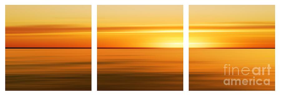 Nantucket Sunset Photograph