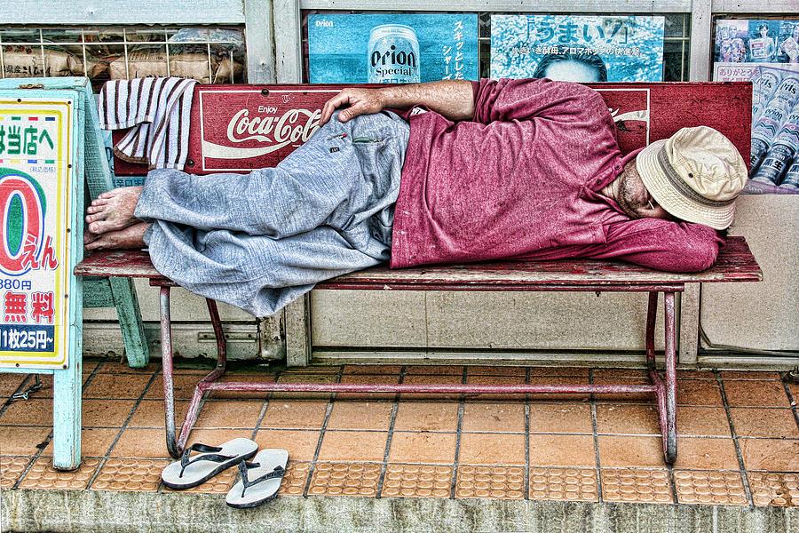 Nap Photograph - Nap by Karen Walzer