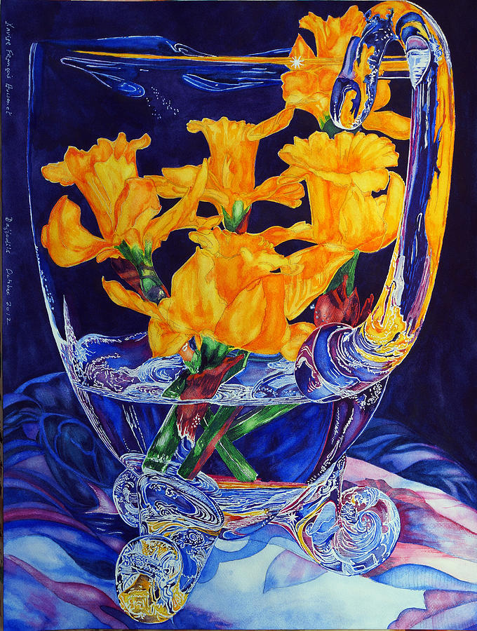 Narcisses dans un Vase from Master Class by Xavier Francois