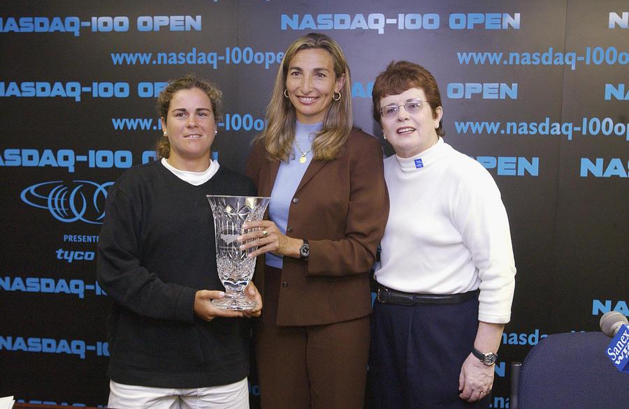 Nasdaq 100 Open X Photograph by Ezra Shaw