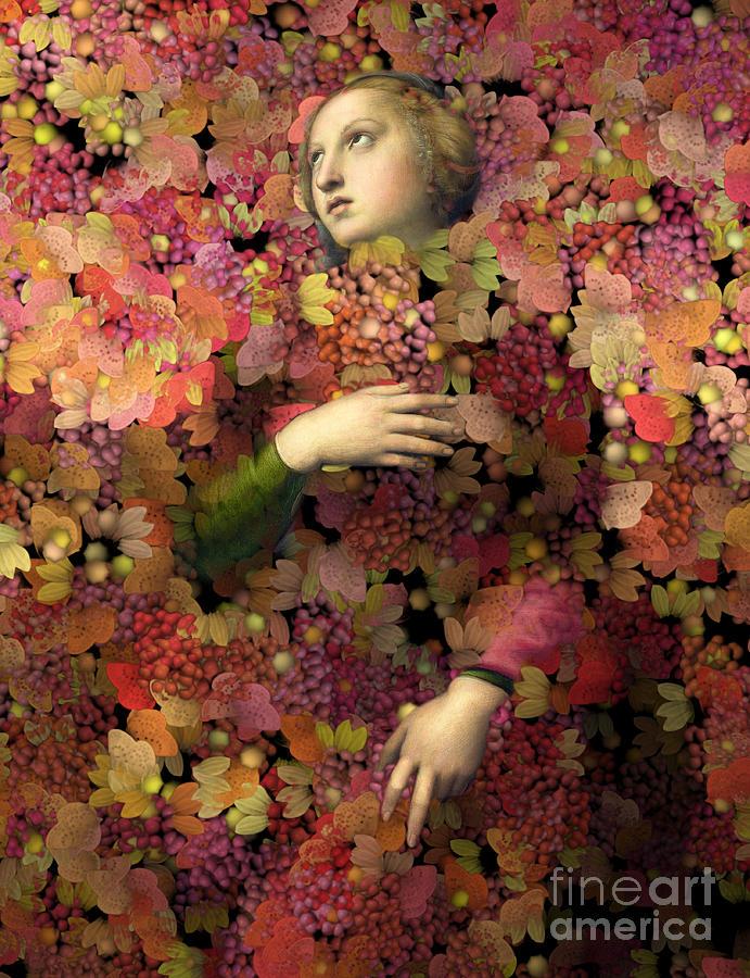 Natalia - Des Femmes et des Fleurs 02 by Aimelle