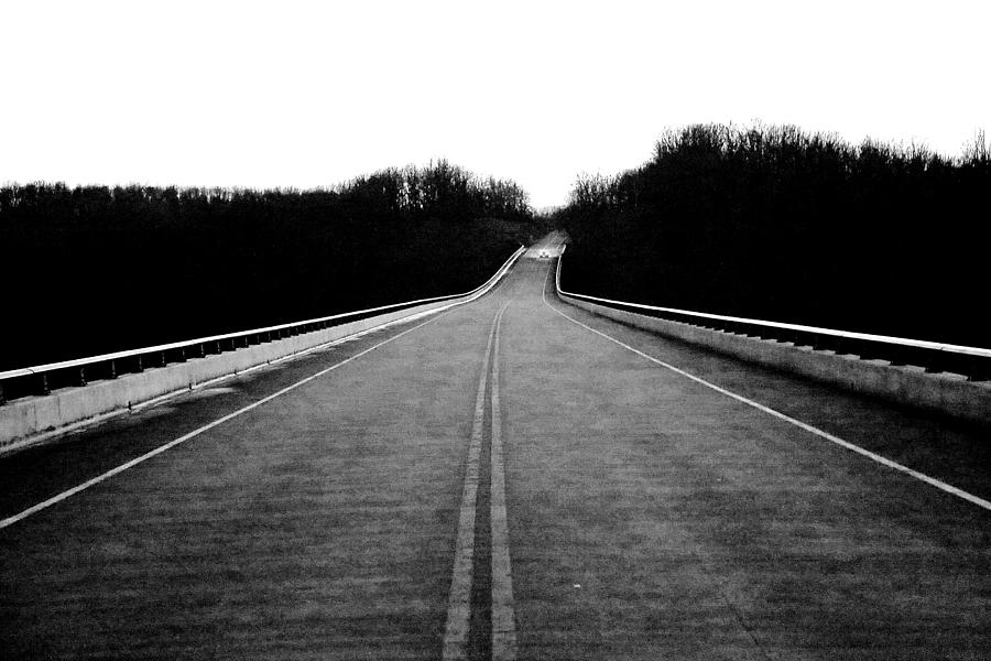 Natchez Trace Parkway Photograph - Natchez Trace Parkway  by Krista Sidwell