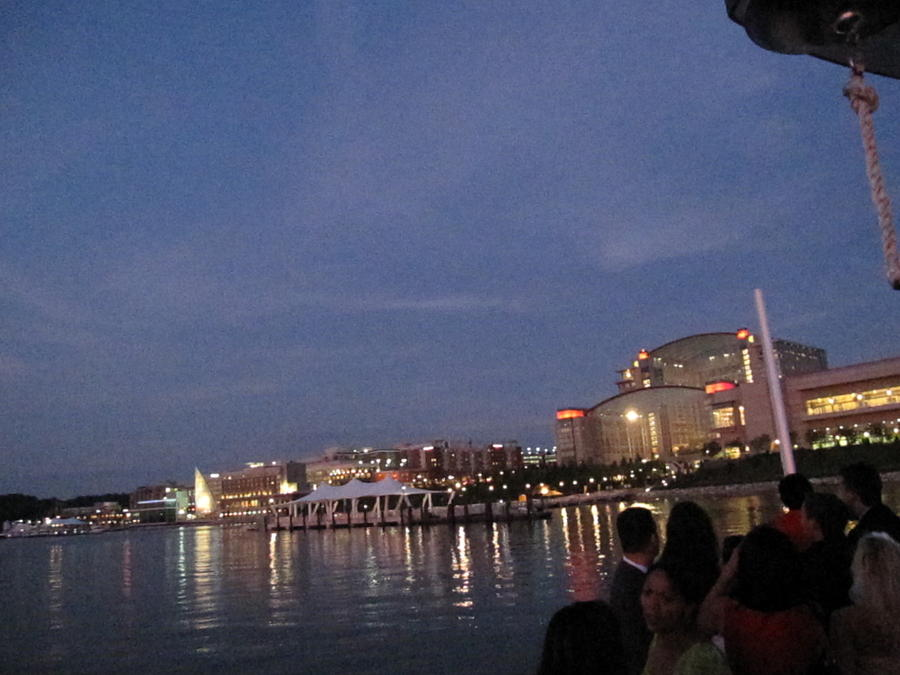 National Photograph - National Harbor - 121223 by DC Photographer