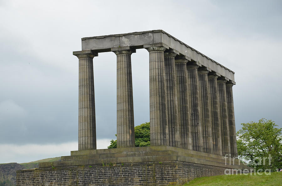National Monument of Scotland by Scott D Welch