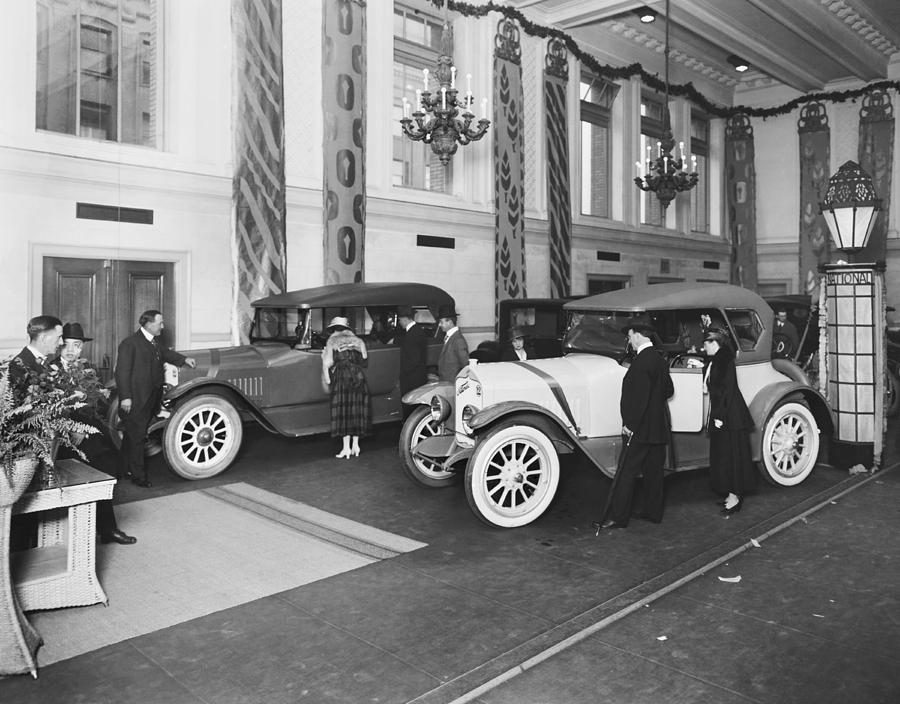 National Motor Vehicle Company Photograph By Underwood