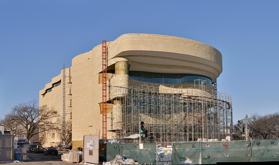 America Photograph - National Museum Of The American Indian - Washington Dc - 01131 by DC Photographer