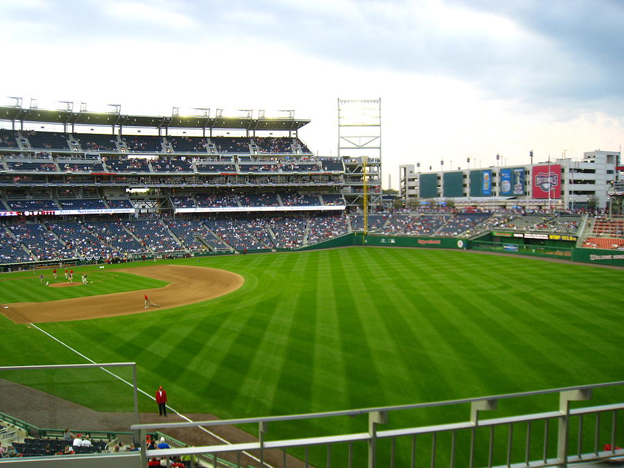 Nationals Photograph - Nationals Park - 01135 by DC Photographer