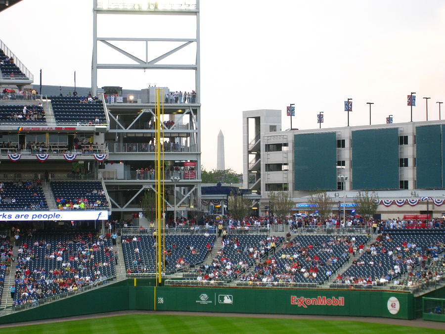 Nationals Photograph - Nationals Park - 01137 by DC Photographer