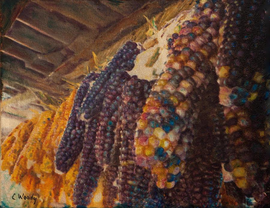 Native Corn Offerings by Carla Woody