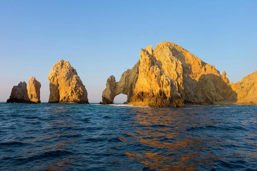 Natural Arch, Cabo San Lucas, Baja Photograph by Danita Delimont