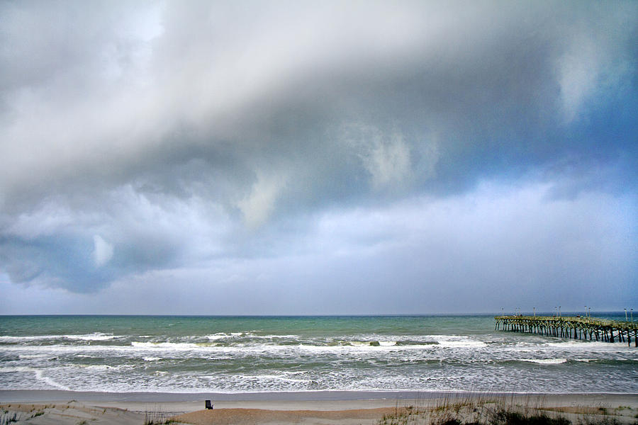 Topsail Photograph - Nature At Its Best by Betsy Knapp