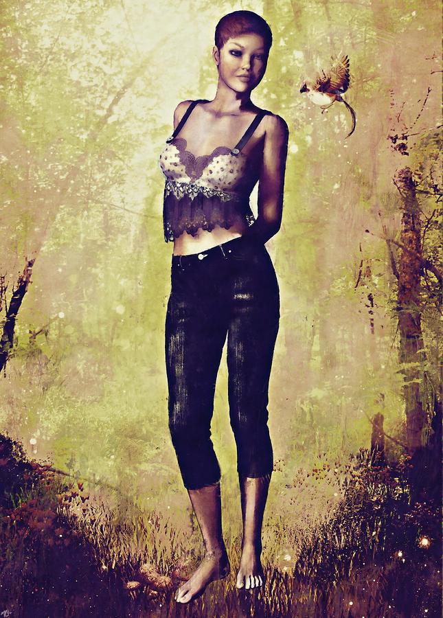 Nature Girl by Maynard Ellis
