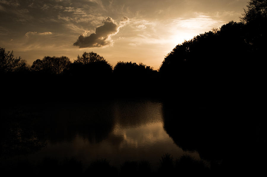 Miguel Photograph - Natures Sunset by Miguel Winterpacht
