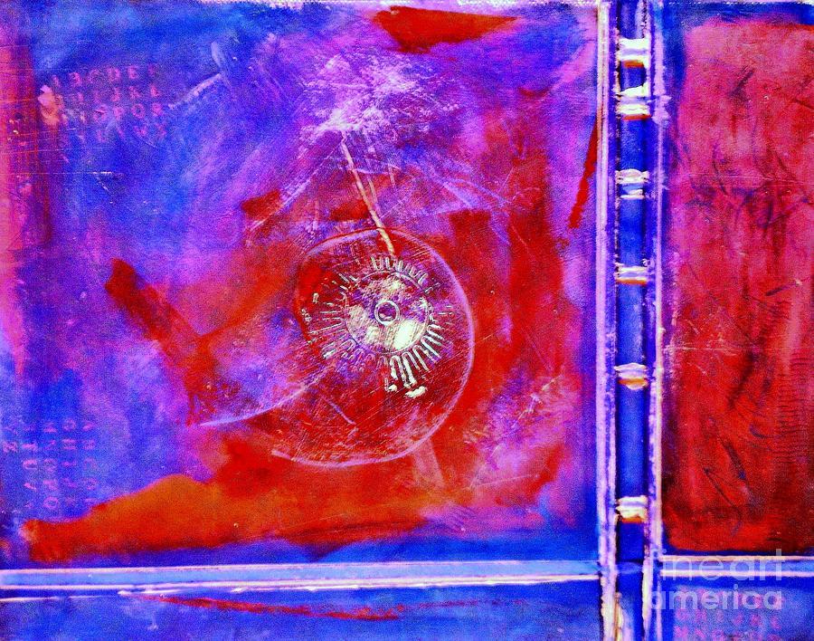 Nautilus Painting - Nautilus by Julia  Walsh