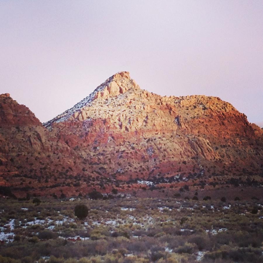 Navajo Photograph - Navajo Winter by Jake Harral