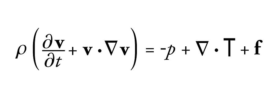 Equation Photograph - Navier-stokes Equation by Science Photo Library