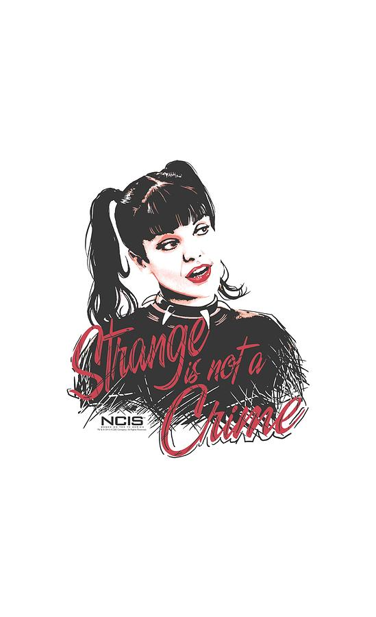 Ncis Strange Is Not A Crime