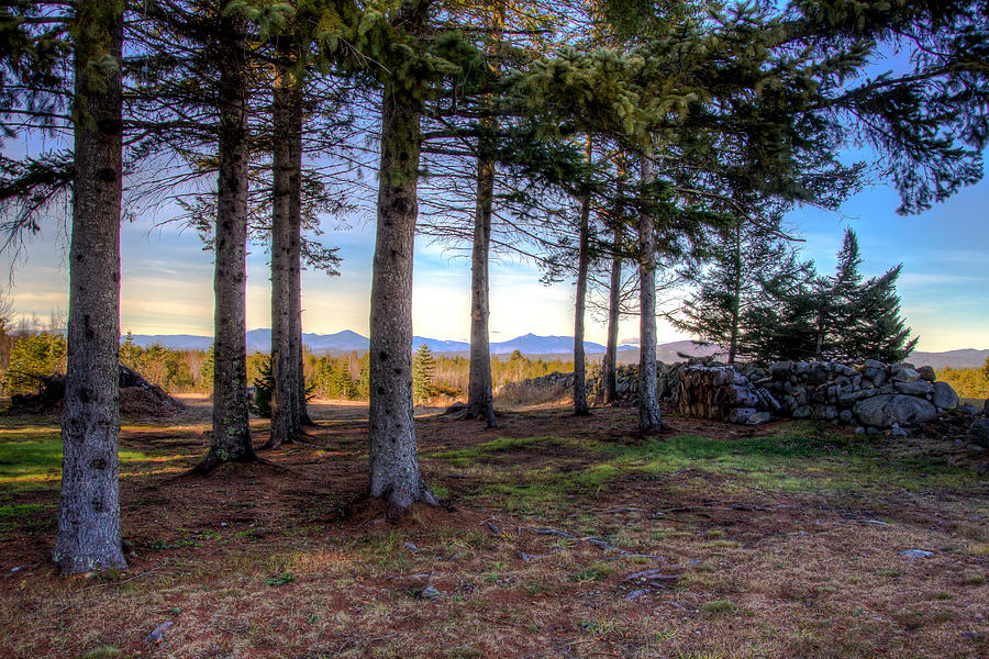 Mount Chocorua Photograph - Near And Far by Joe  Martin