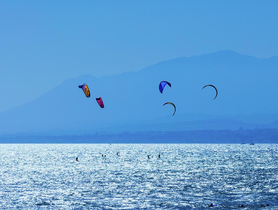Horizontal Photograph - Near Marbella, Costa Del Sol, Malaga by Panoramic Images